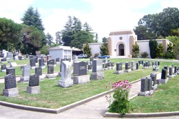 Home of Eternity Cemetery, Oakland, CA