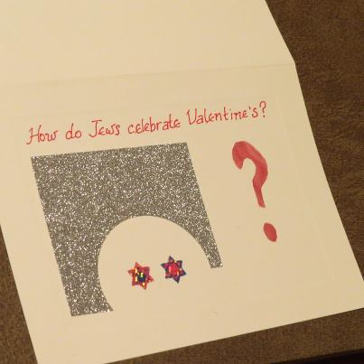 Jews & Valentines: What to do?