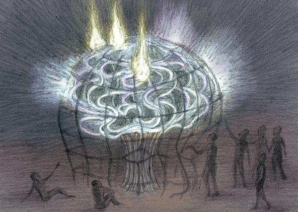 Artist's rendering of Mens Amplio