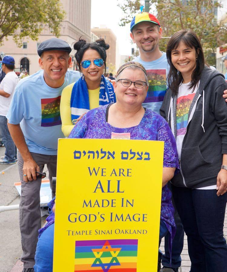 Oakland Pride March, 2016