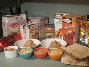 The variety of Passover products can be dazzling.