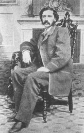 Bret Harte (public domain)