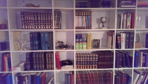 Jewish Shelves