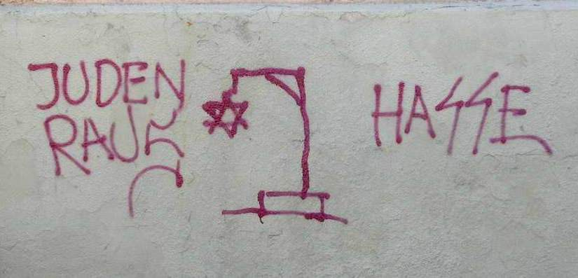Antisemitism, Again.