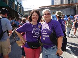 Dawn Kepler & Linda Burnett