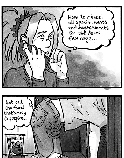 Insight from DepressionComix