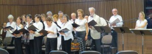 Singing is not just for the choir!