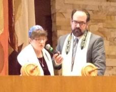 Julie Arnold, Congregation Ner Tamid, Las Vegas