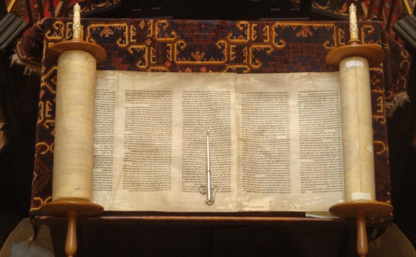 Shabbat Shalom! Vayeilech