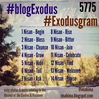 #BlogExodus: Join Us for Dinner