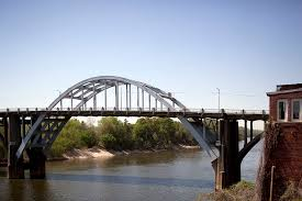 Edmund Pettus Bridge, Selma, AL