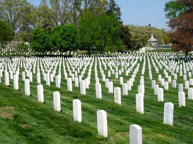 arlington-national-cemetery-354846_640