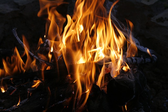 How is Torah like Fire?