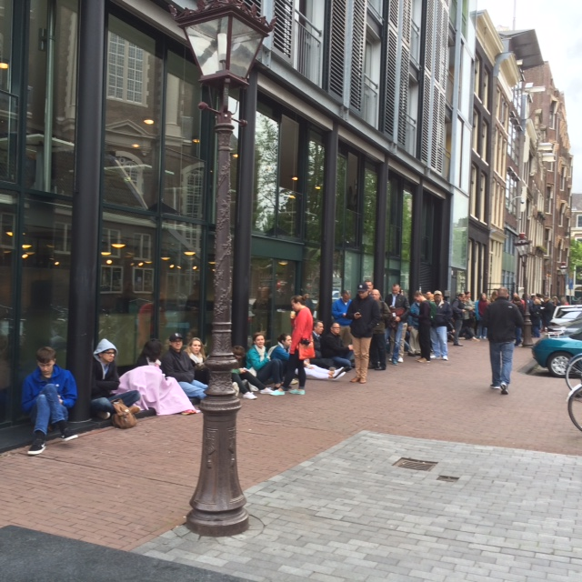 A Visit to the Anne Frank House