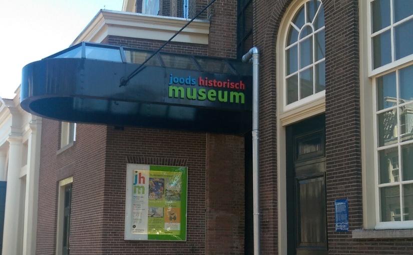 The Jewish Historical Museum,Amsterdam