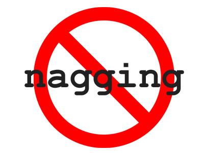 NoNAGGING