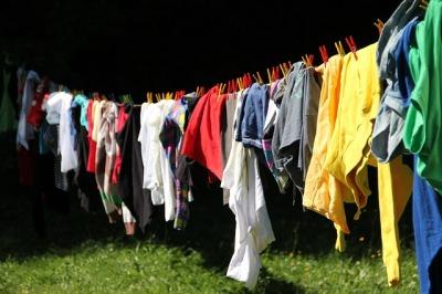 Clothes line https://pixabay.com/en/clothes-line-laundry-colorful-wash-615962/