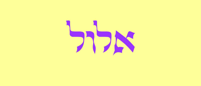 Love in the Time ofElul