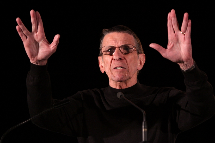 "Leonard Nimoy – ""You and I"" – A Poem for Elul and All Times"