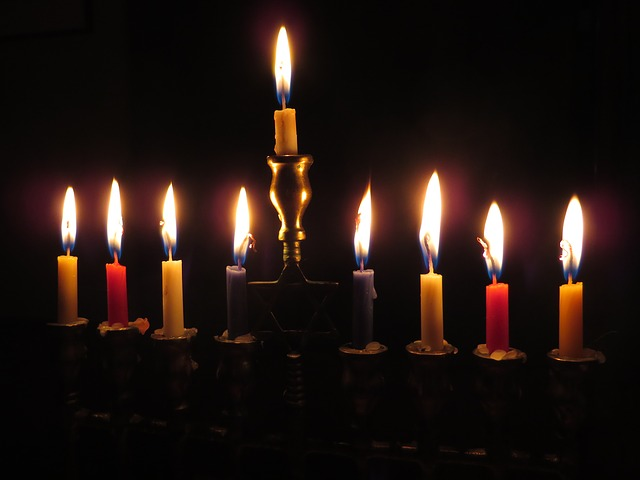 Sixth Night: Shabbat Convergence!