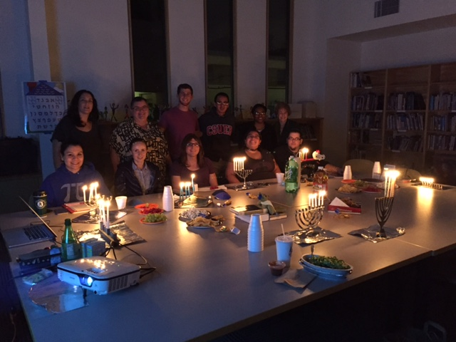 Intro Class, 5th Night of Chanukah