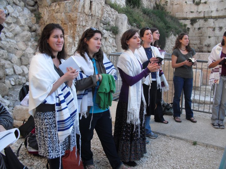 The Women of the Wall are part of our ongoing discussion about Torah. Photo By Michal Patelle (Women of the Wall) [CC BY-SA 3.0 (http://creativecommons.org/licenses/by-sa/3.0)], via Wikimedia Commons