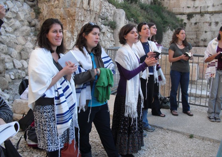 "Israel's High Court requires a ""good cause"" argument why a woman cannot read Torah at the holiest site in Judaism"