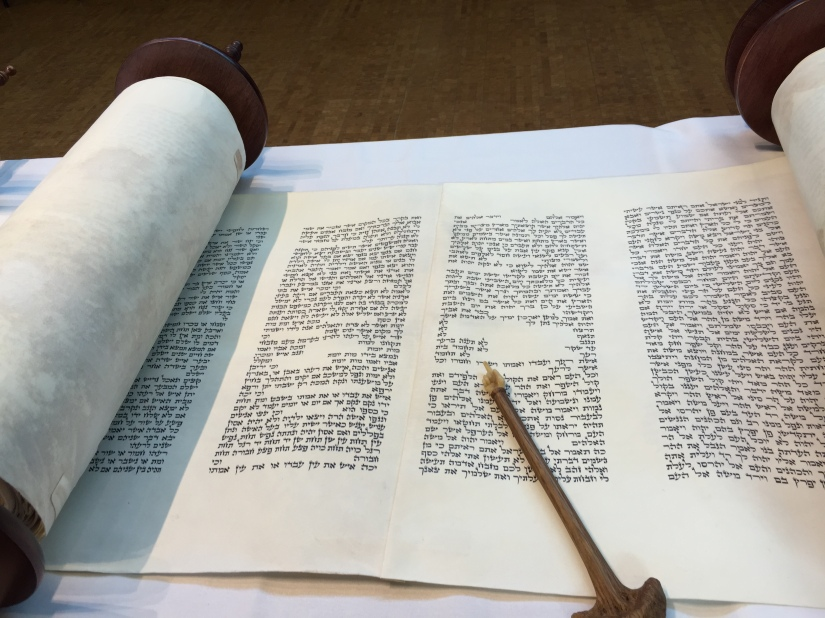 12 Facts about the Torah Scroll