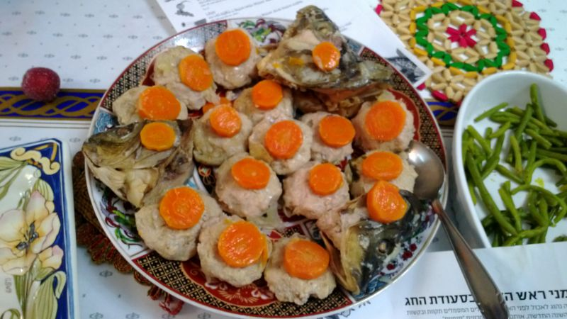 What is Gefilte Fish?