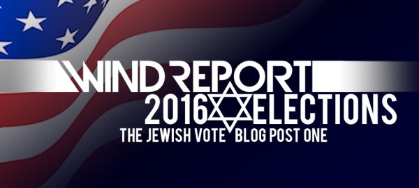 The Wind Report: Jews & Politics