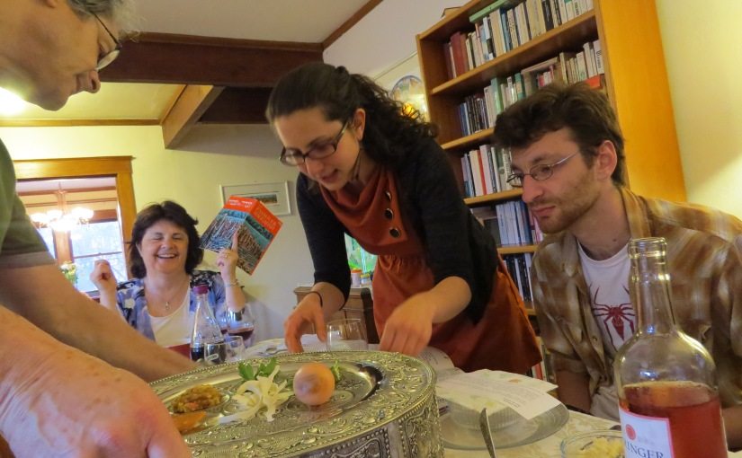 Seven Ways to Be a Great Passover Seder Guest
