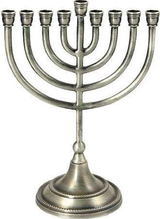 plain-menorah