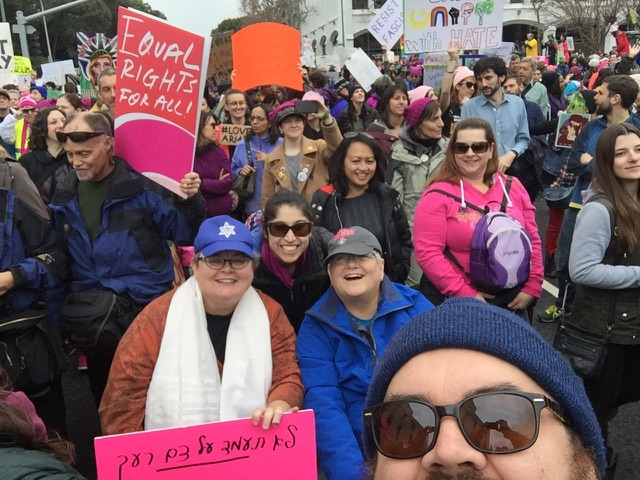 Women's March, Oakland