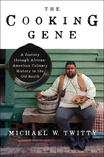 The Cooking Gene – BookReview
