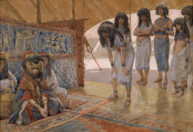 Abraham & Sarah in the Court ofPharaoh