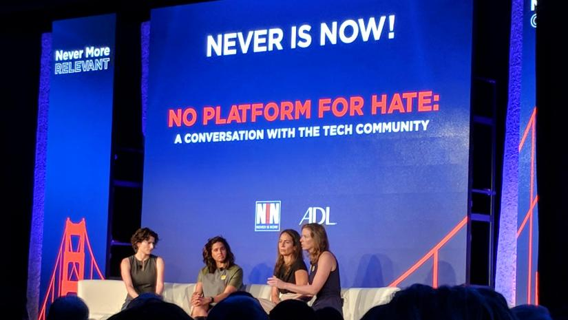 """No Platform for Hate"" – A Tech Panel"