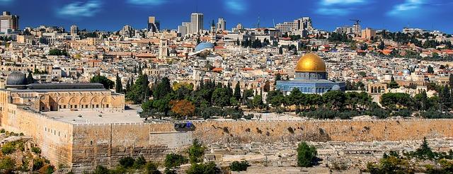 Oh, Jerusalem!