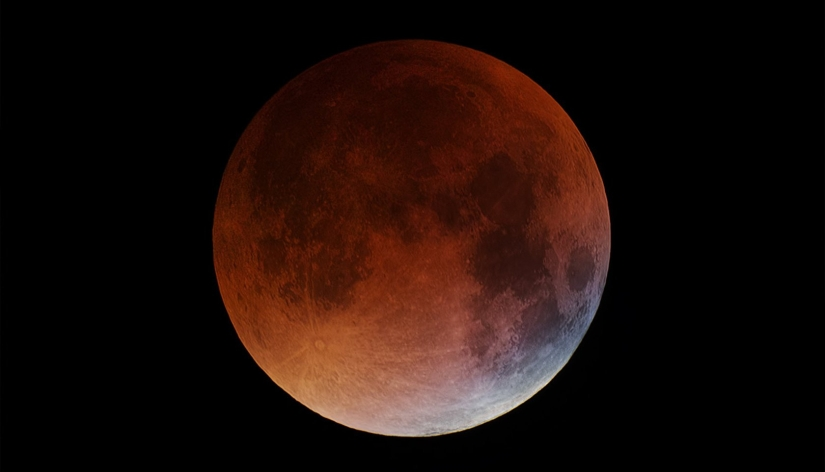 Who's Afraid of the Big Blood Moon?