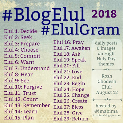 #BlogElul — Prepare!