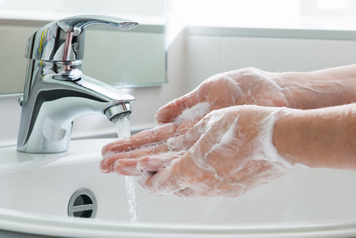 Ceremonial Handwashing forJews?