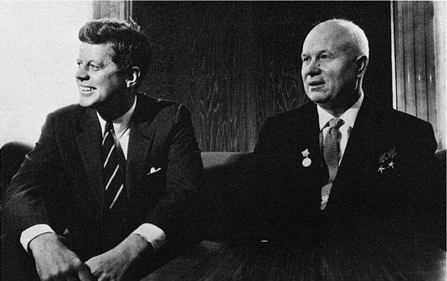 A Letter to Mr. Khruchchev: Remembering President Kennedy