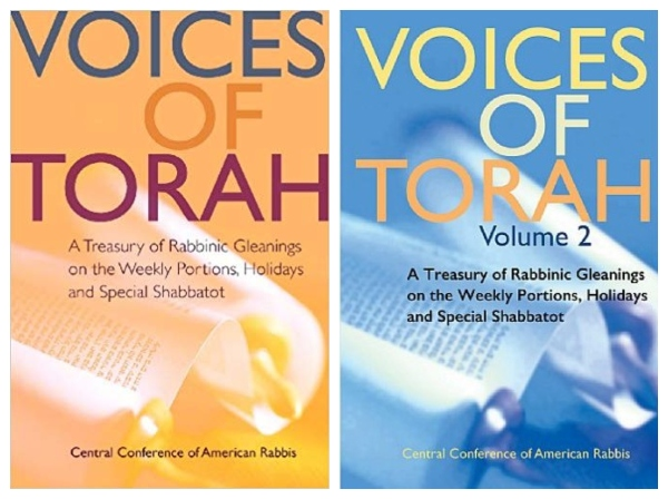 Talking Amongst Ourselves: Voices of Torah
