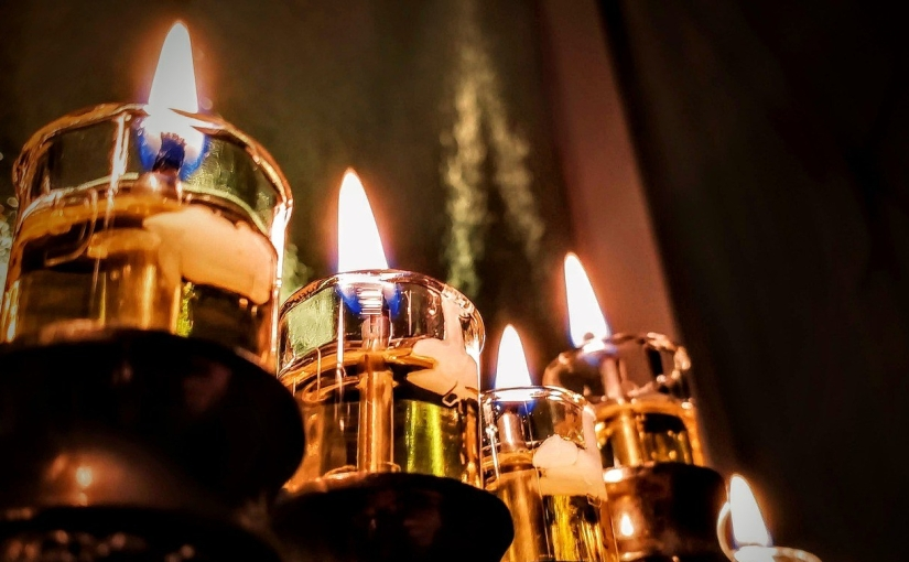 Spread the Light: Hanukkah 2020